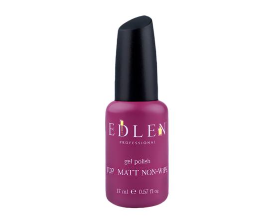 EDLEN Matt top non-wipe Топ матовый, 17 ml #1